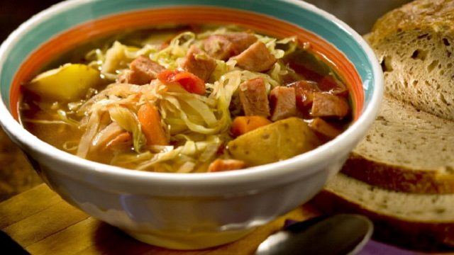 this-hearty-cabbage-soup-with-kielbasa-comes-together-in-no