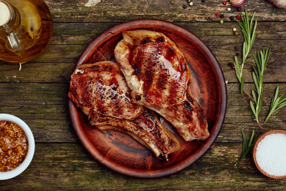Some-Facts-Related-To-Calories-In-A-Grilled-Pork-Chop